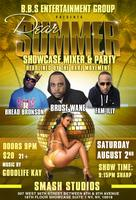 The Dear Summer Concert & Party Mixer Bruse Wane &...
