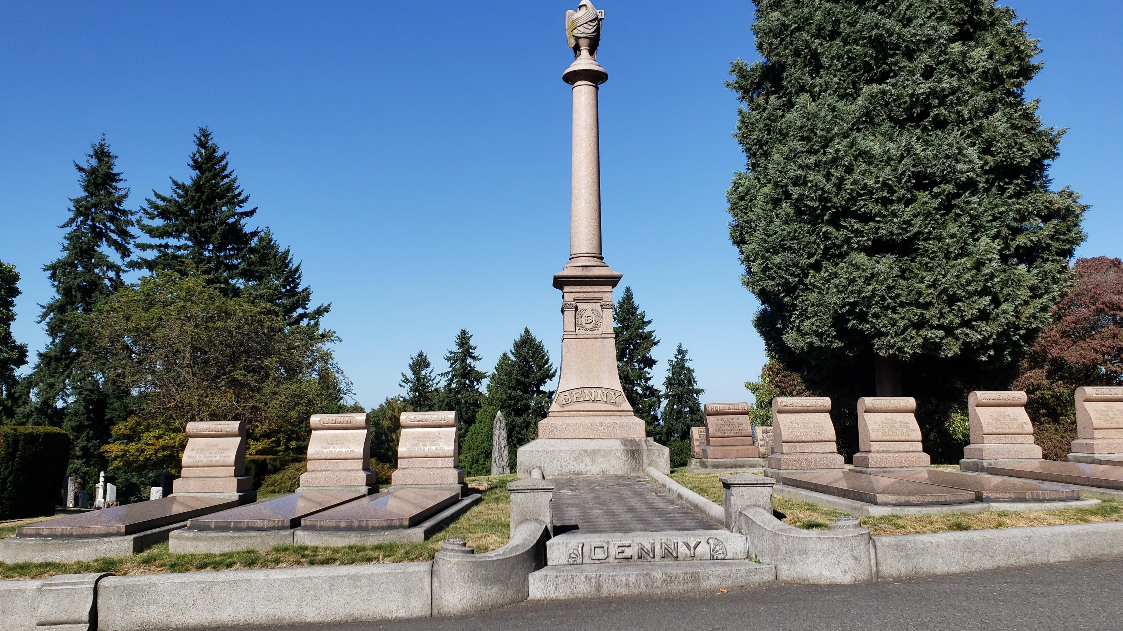 Old Seattle Cemetery