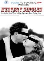 "Houston:  Scenergy Dating presents ""Mystery Singles""..."
