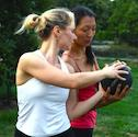 Total Body Workout In Central Park