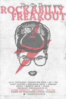 Blues City Burlesque presents Rockabilly Freakout