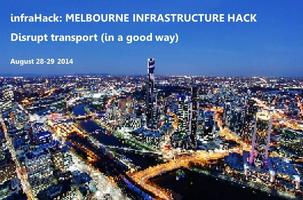 infraHack - Melbourne Infrastructure Hack for...