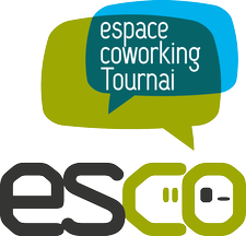 ESCO - Espace Coworking Tournai logo