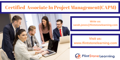 CAPM (Certified Associate in Project Management) Certification Training in  Allentown, PA