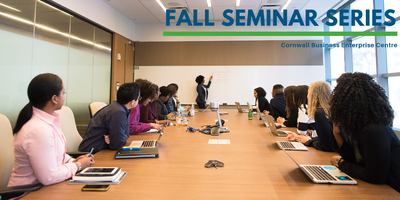 Fall Seminar Series - Financing Commercial Real Estate