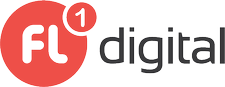 FL1 Digital logo