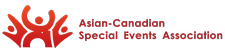 Asian-Canadian Special Events Association logo