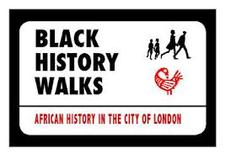 Black History Walks logo