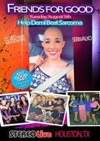 Friends for Good ||Fundraiser for Demi Demas||