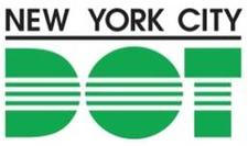 NYC DOT Greenways logo