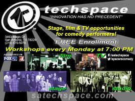 Comedy Performers Workshop & Mixer - FREE Enrollment