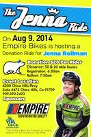 The Jenna Ride