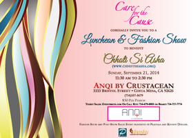 Care For The Cause | Couture for a Cause - Luncheon &...