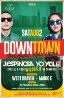 DOWNTOWN at The Cellar feat. J. ESPINOSA & YO YOLIE