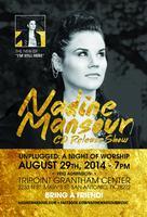 Nadine Mansour's Album Release Show