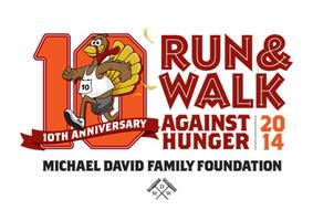 Run and Walk Against Hunger - 10th Annual