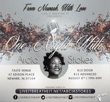 Live It, Breathe It Presents: One Night With... Arcia...