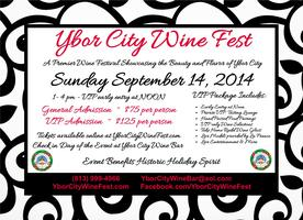 Ybor City Wine Fest - An Upscale Wine Festival...