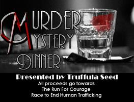 Run For Courage Mystery Dinner