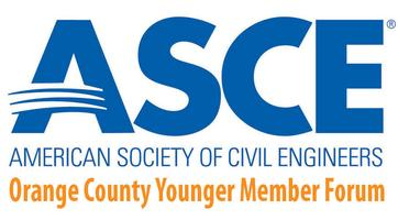 ASCE OC YMF August 2014 Happy Hour/General Meeting