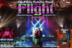 Flight Live at House of Blues Sunset Strip August 9th
