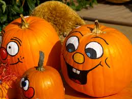 FoBFL Pumpkin Painting on October 25th from 10:00-Noon