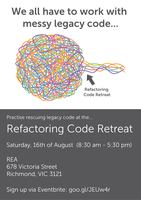 Refactoring Code Retreat - Melbourne