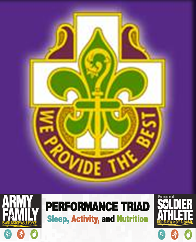 Fort Polk Performance Triad  logo