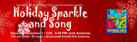 1st Annual Holiday Sparkle & Song