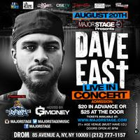 Dave East Live in Concert