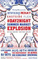Hawkers Market & Eastside Flea #DAY2NIGHT @ The...