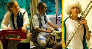 Kirtan in the Cave