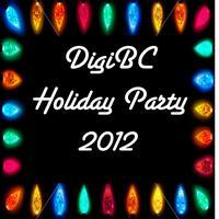 DigiBC Holiday Party at EA