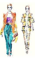 Introduction to Fashion Design & Illustration