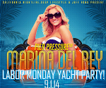 Pier Pressure Labor Day Marina Del Rey Yacht Party