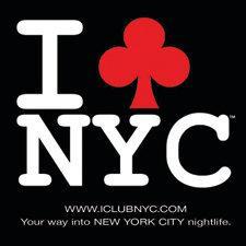 ICLUBNYC logo