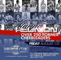 NFL Cheerleaders Alumni Reunion