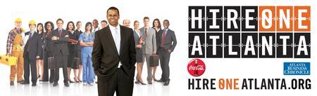 HIRE ONE ATLANTA Career Fair - 2 pm to 4 pm