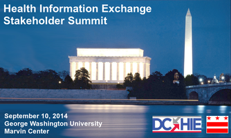 Health Information Exchange Stakeholder Summit