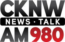 CKNW News Talk AM980 logo