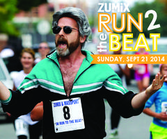 Massport & EBNHC present ZUMIX's RUN 2 the BEAT 5K!