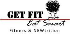 Get Fit, Eat Smart  logo