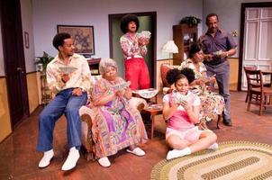 LIVIN' FAT STAGE PLAY
