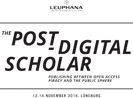 Post-Digital Scholar Conference