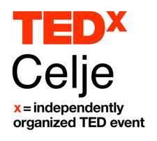 TEDxCelje logo