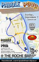 BWSC's 3rd Annual Paddle & Pour