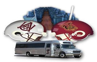 Game Day Fan Bus from ATL to Tuskegee, AL