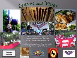 Leaves & Vines Event - Buy tickets online here.