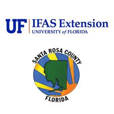 UF/IFAS Extension - Santa Rosa County logo
