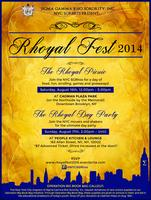 RHOyal Fest Weekend